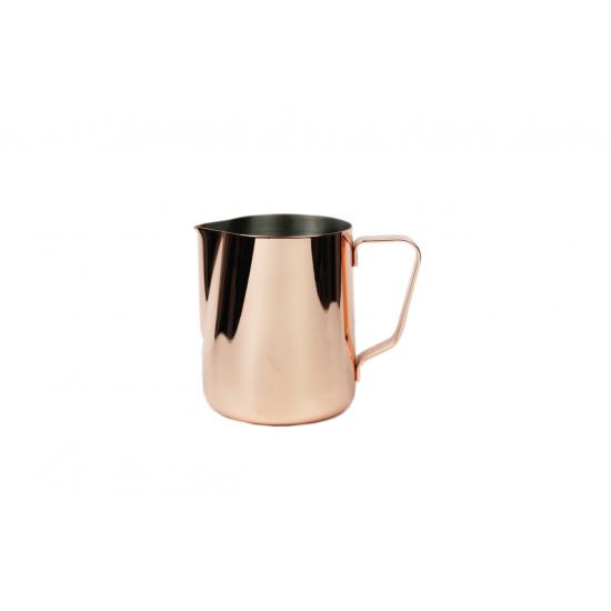 600ml Milk Frothing Jug - Copper