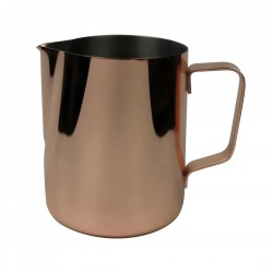 600ml Milk Frothing Jug - Copper