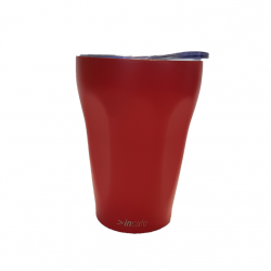 Reusable Coffee Cup - Red
