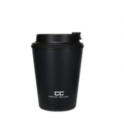 350ml Travel Cup - Onyx Black