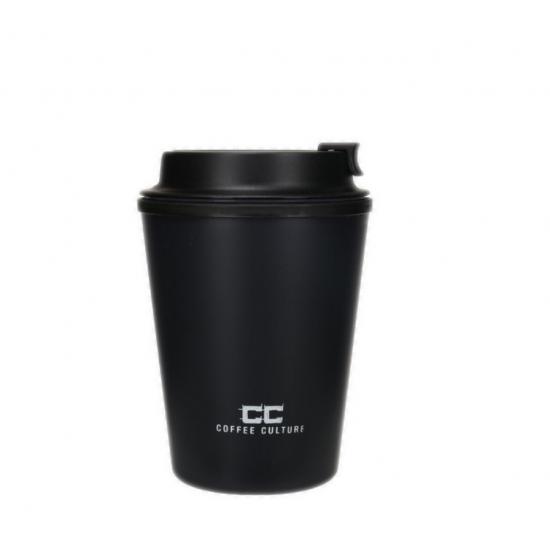 350ml Travel Cup - Onyx Black