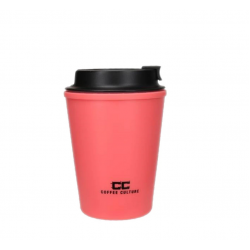 350ml Travel Cup - Marjon Coral