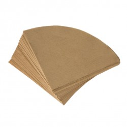 Natural Brown Paper Filters 1-2 cup