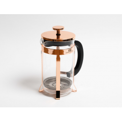 Rose Gold 600ml Plunger